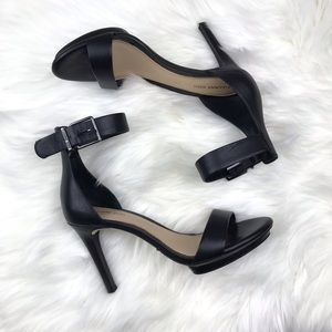 Gianni Bini Shoes - Gianni Bini Black Lizette Heels sz 8